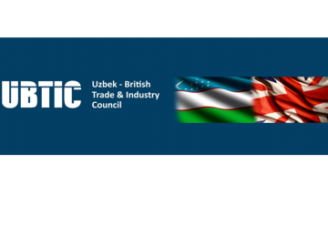 Uzbek-British Trade & Industry Council (UBTIC) Conference
