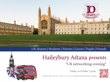 UK Networking Evening