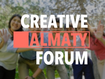 Creative Almaty Forum