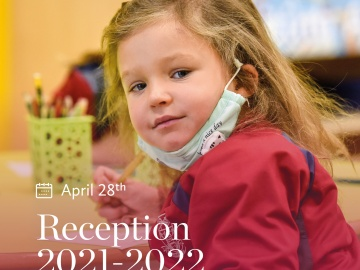 Reception Assessment for 2021-2022 academic year