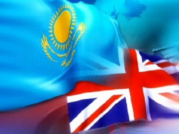 25th anniversary of the UK – Kazakhstan relations
