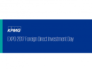 EXPO-2017 Foreign Direct Investment Day