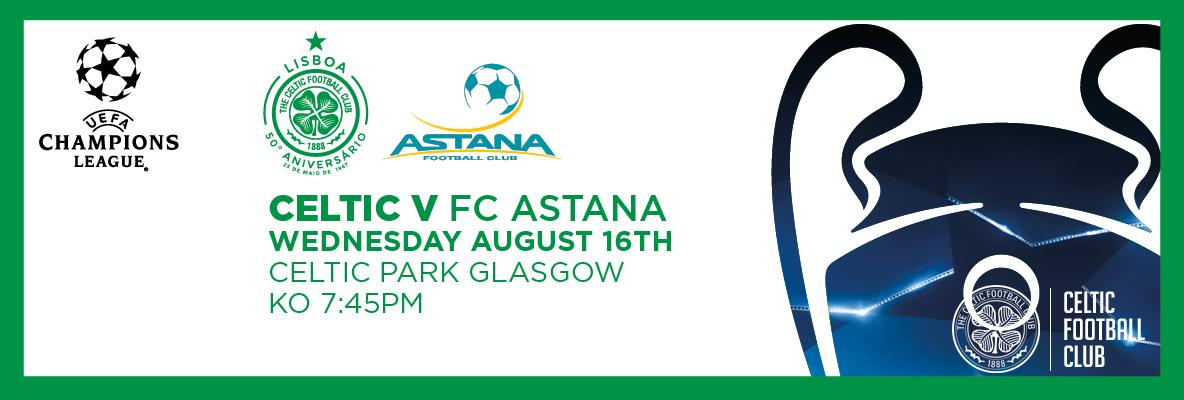 British Chamber Of Commerce In Kazakhstan - News: Celtic will face ...